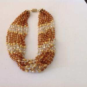 Vintage Celine Necklace Paris 1980